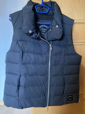 Superdry Quilted Gilet black
