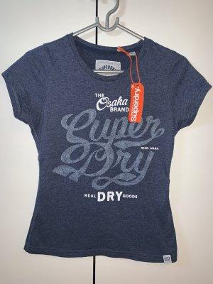 Superdry Osaka Brand Infill T-Shirt - Neu mit Etikett