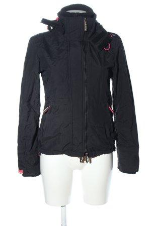 Superdry Outdoor Jacket black casual look