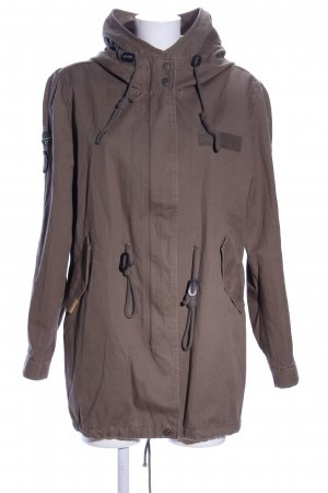Superdry Parka bruin casual uitstraling