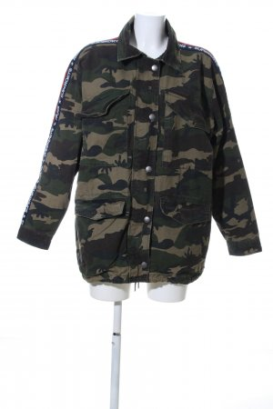 Superdry Parka Camouflagemuster Casual-Look