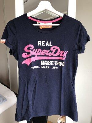 Superdry T-shirt imprimé multicolore