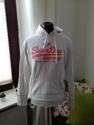 Superdry Hooded Sweater white