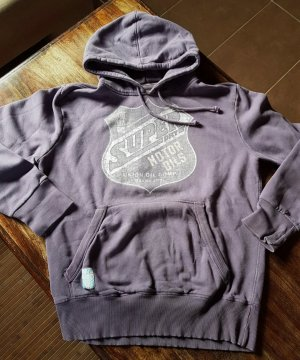 superdry Pullover XL lila