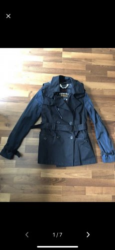 Superdry Raincoat Trenchcoat