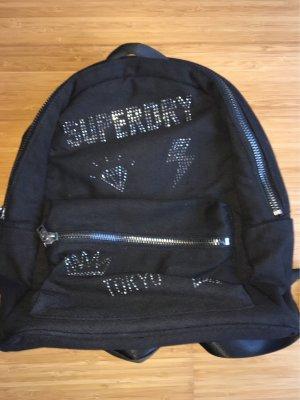 Superdry School Backpack black