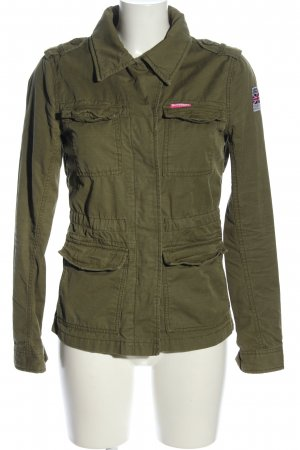 Superdry Safari Jacket khaki casual look