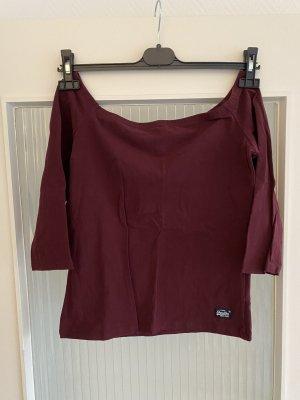 Superdry Carmen Shirt bordeaux