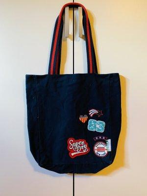 Superdry Shopper mit Patches