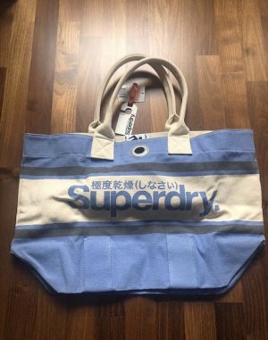Superdry shopper strandtasche