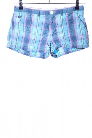 Superdry Shorts estampado a cuadros look casual