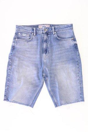 Superdry Shorts Größe W30 blau aus Baumwolle