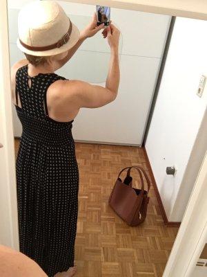 Superdry Beach Dress black-white