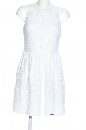 Superdry Lace Dress white casual look