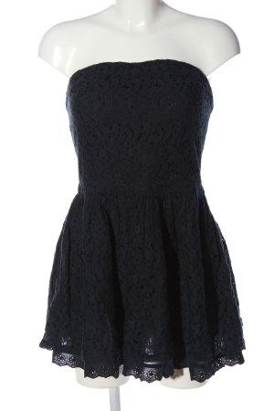 Superdry Spitzenkleid schwarz Elegant