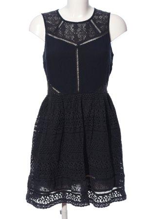 Superdry Spitzenkleid schwarz Elegant in Gr.36/S