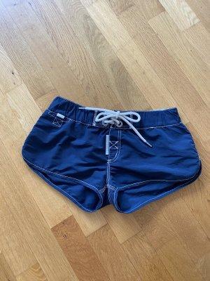 Superdry Shorts blue-white