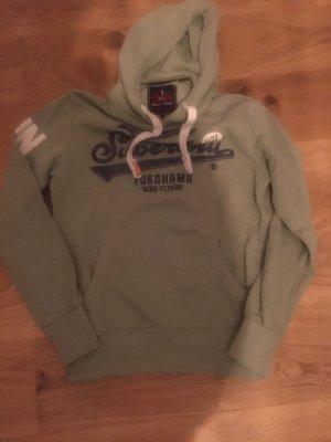 Superdry Sweatshirt vert gazon-vert clair