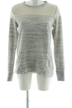 Superdry Sweatshirt khaki meliert Casual-Look