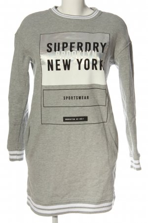 Superdry Sweatshirt meliert Casual-Look