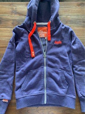 SUPERDRY Sweatshirt-Jacke Jacke Cardian S