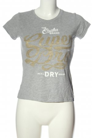 Superdry T-shirt puntinato stile casual