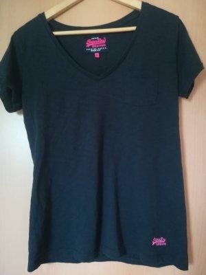 Superdry T-Shirt Grau S