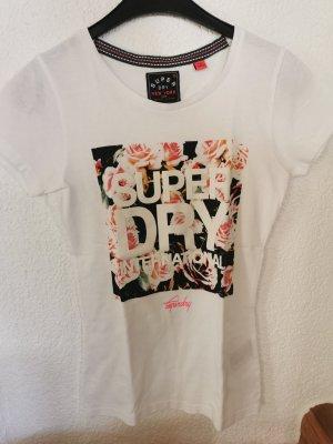 superdry T-Shirt mit Print