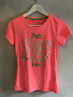 Superdry T-Shirt neon