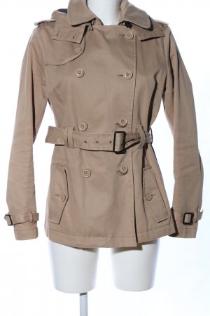 Superdry Trenchcoat braun Casual-Look