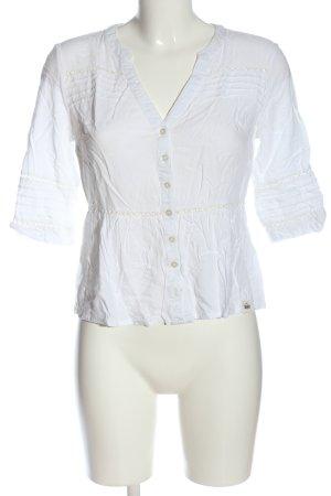 Superdry Camicetta da notte bianco stile casual