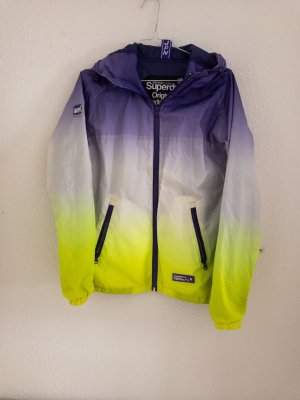 Superdry Heavy Raincoat multicolored