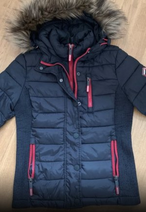 Superdry Winter Jacket multicolored