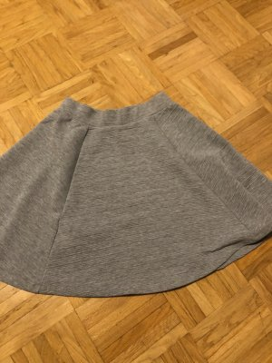 Superdry Jupe corolle gris
