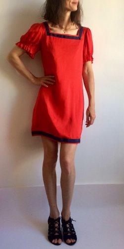 Kinga Mathe Sukienka z krótkim rękawem Wielokolorowy