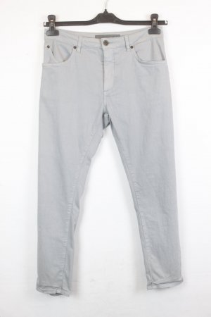 Superfine Hose Jeans Gr. 27 grau  High Waist