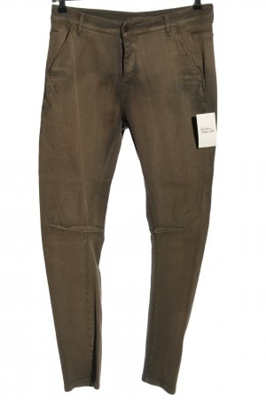 Superfine Slim Jeans brown casual look