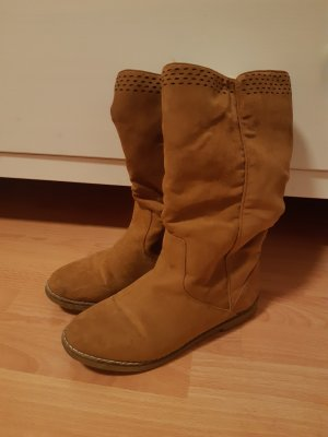 Superflauschige Stiefel