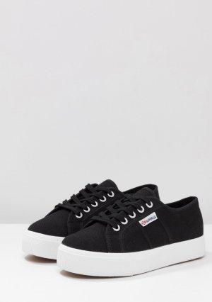Superga 2730 COTU Sneaker Low   Gr. 39   schwarz
