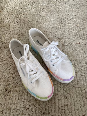 Superga Wedge Sneaker multicolored