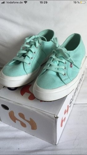Superga classic 2750 Sneakers in Mint Größe 37.5