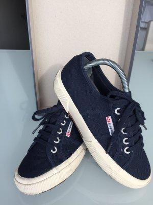 Superga Leinen-Sneakers