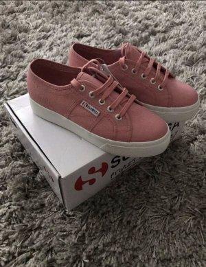 Superga Plateau Sneaker - nie getragen