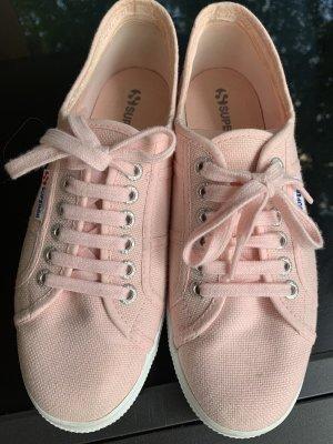 Superga Plattform Sneaker in Rosa Gr 39