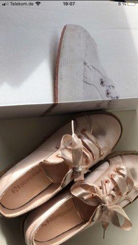 Superga Satin Rose sneaker
