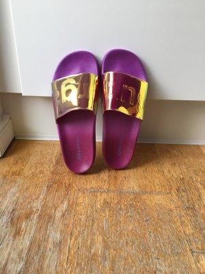 Superga Slides