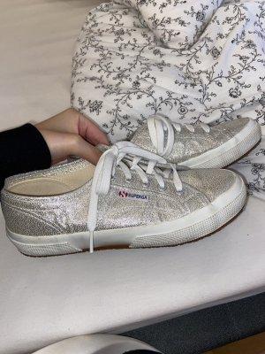 Superga Sneaker 2750 Silver