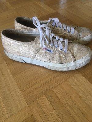 Superga Sneaker Glitzer