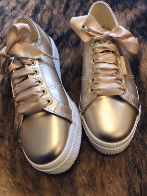 Superga Sneaker Gold Gr. 39