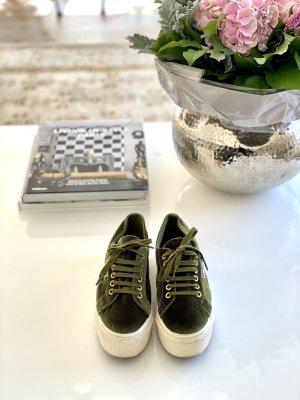 SUPERGA Sneaker low Plateau